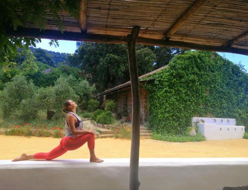 FIVE YOGA POSES INSPIRED BY NATURE AT LA DONAIRA