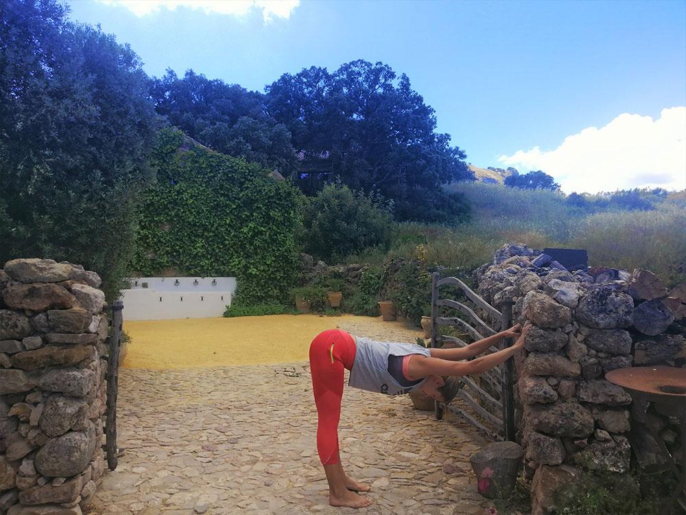 FIVE YOGA POSES INSPIRED BY NATURE AT LA DONAIRA • La Donaira