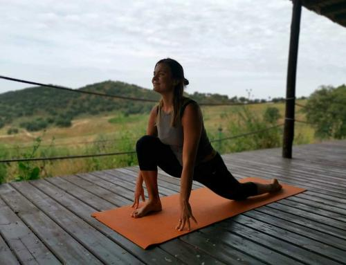 Five Yoga Poses for Riders
